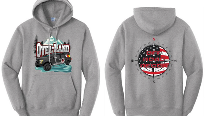 Over-Land Hoodie