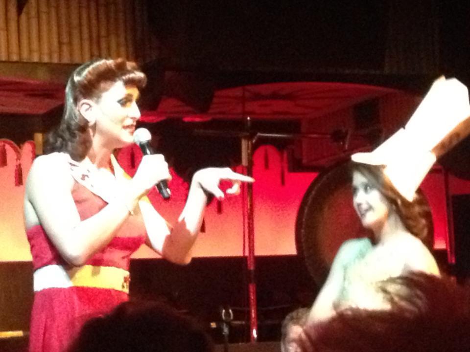 The Dottie Maraschino Show