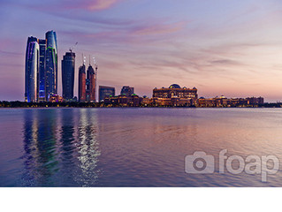 """Won the mission """"Exploring Abu Dhabi"""" in FOAP!"""