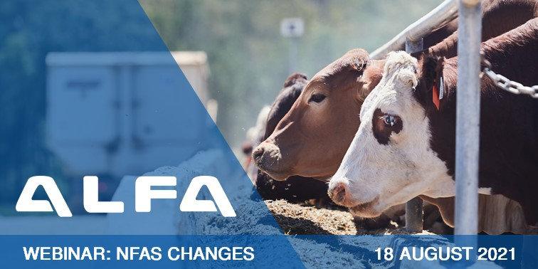 Webinar: NFAS Changes