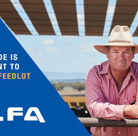Why shade is important to Killara Feedlot, NSW