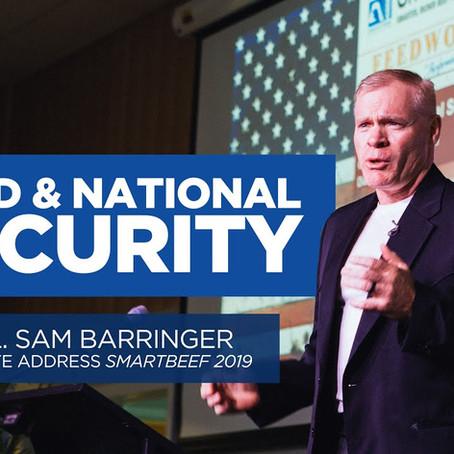 Register now for Col. Sam Barringer webinar