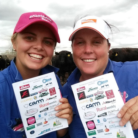Camm Agricultural Group backs women in lot feeding