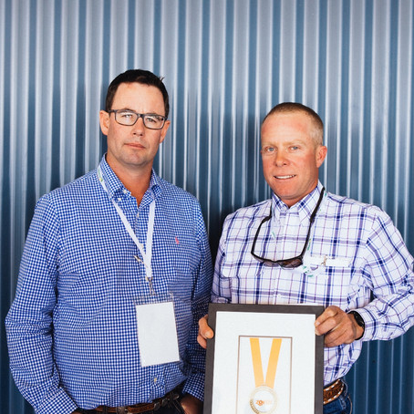 Feedlot employees committed to learning encouraged to apply for feedlot medal