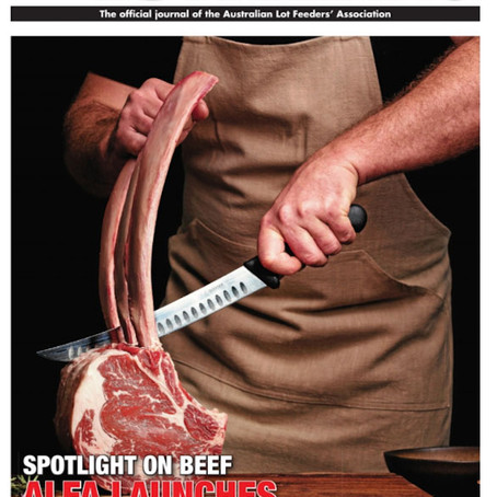 Latest edition of Lotfeeding Journal is out now