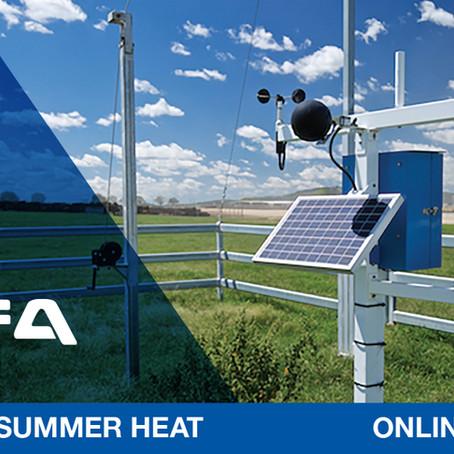 Managing Summer Heat - Online Training | Registrations Open