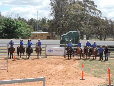 Teys Australia Charlton Show'ing Community Spirit