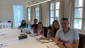 Champagne tasting in Epernay with Kids