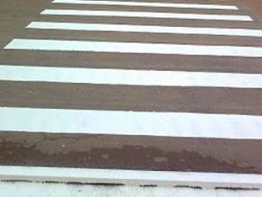 Prefeitura Municipal de Colombo iniciou uma operação de sinalização horizontal nas ruas da cidade.