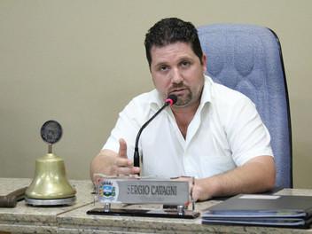 """Serginho quer Programa de """"Pavimentação Comunitária"""" em Campina"""