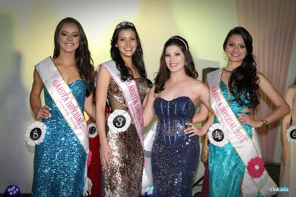 Concurso escolhe a Miss Garota Imperial 2015