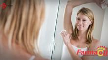 Axilas hidratadas facilitam a depilação