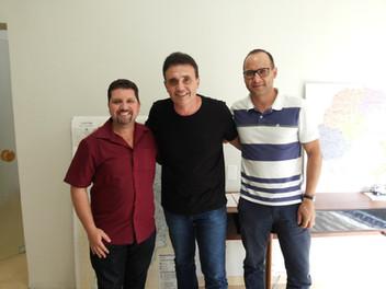 Trabalho entre Serginho, prefeito Bihl e Governo Federal resulta na conquista do Castramóvel para Ca