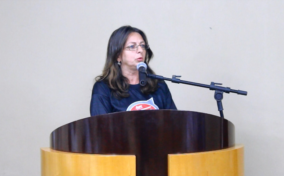 APP Sindicato usa a Tribuna Livrena Câmara Campina