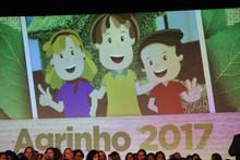 Serginho parabeniza professores e alunos de Campina na Festa de premiação do Agrinho 2017