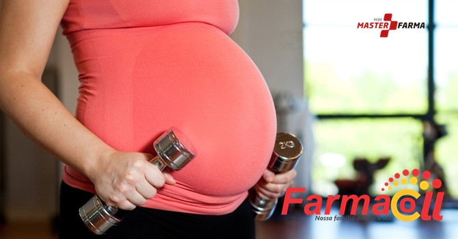 Exercícios físicos na gravides