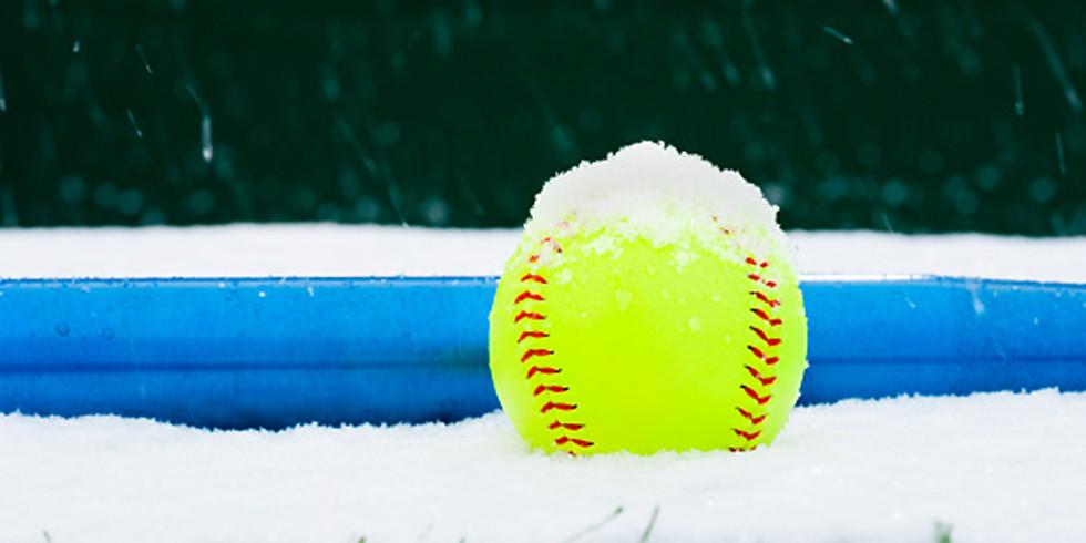 Pitching & Catching/Skills Clinics @ Medway HS - Dec 17th - Jan 21st