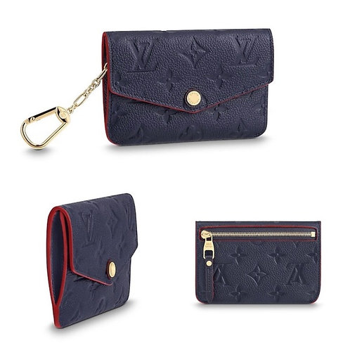 Louis Vuitton Key Pouch - raffle ticket