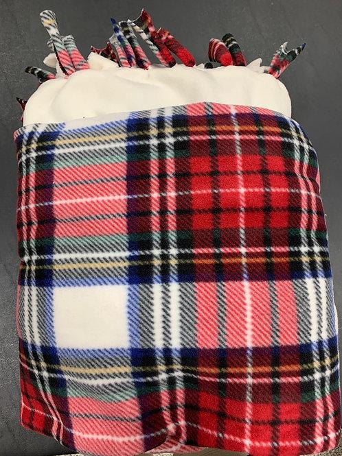 Fleece Blanket - Holiday