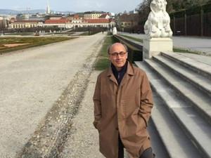 Dino De Simone, uno sguardo sulla città.