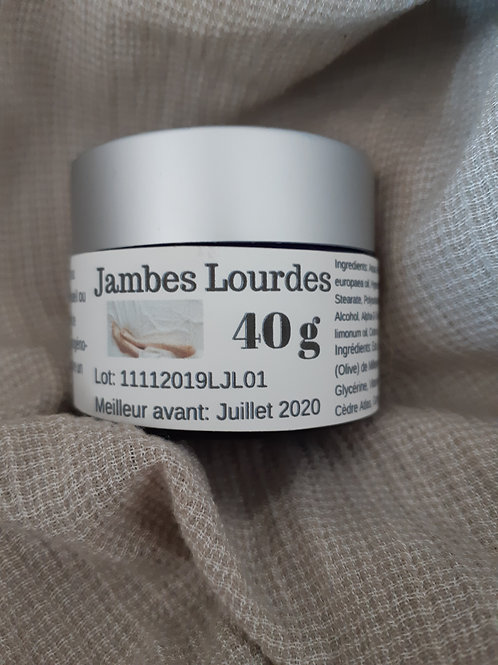 "Lotion ""Jambes Lourdes"" 40 g"
