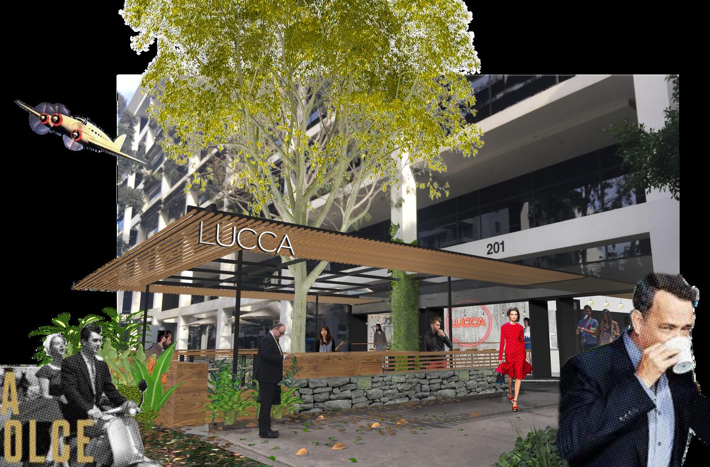 Lucca Café, Mascot NSW