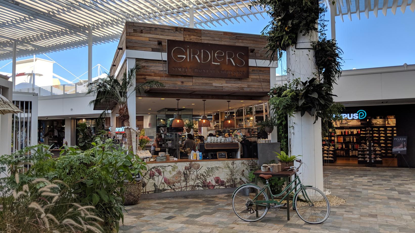 Girdler's Café, Brookvale NSW