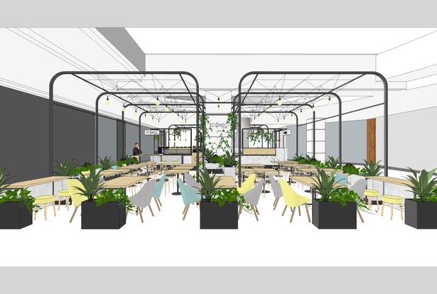 Iconic Café, Parramatta NSW
