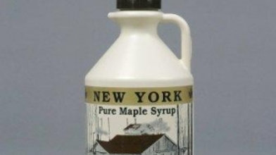 New York State Maple Syrup 1QT Jug
