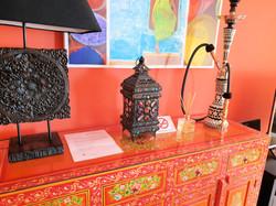 salon Marrakech detalle