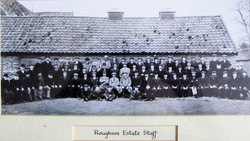 Rougham Estate Staff 1906