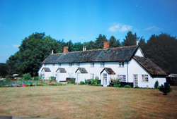 Lower Gorse Cottages 1980s