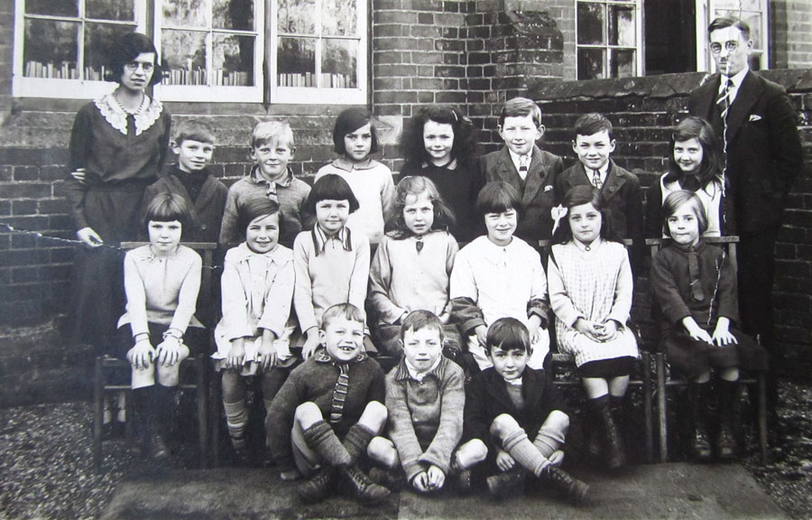 Rougham School 1897