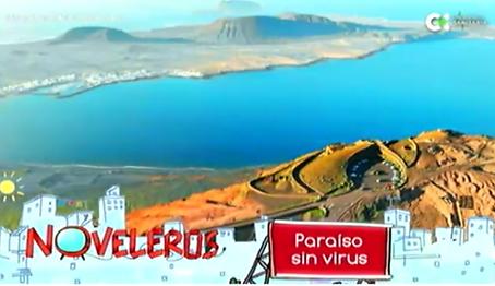 Evita Beach en Noveleros. TV Canaria