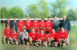 Rougham U Football 1988