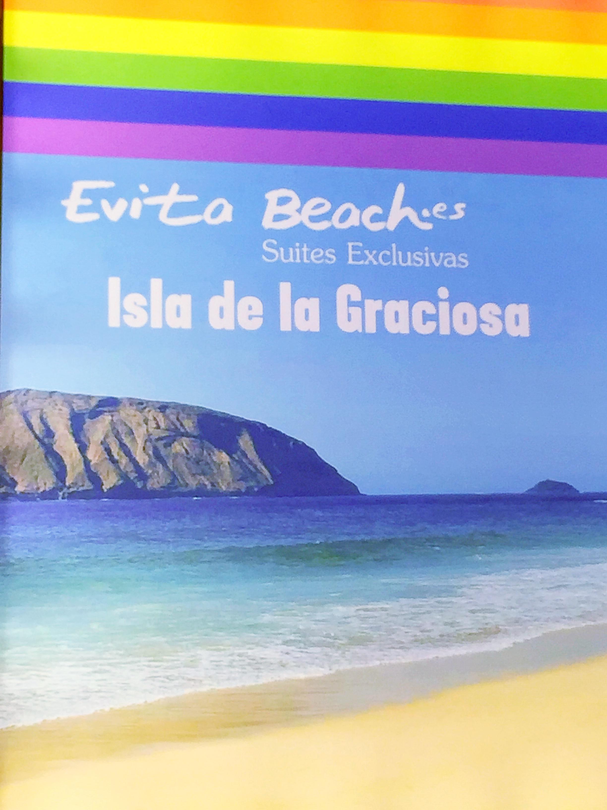 Stand de Evita Beach en Fitur