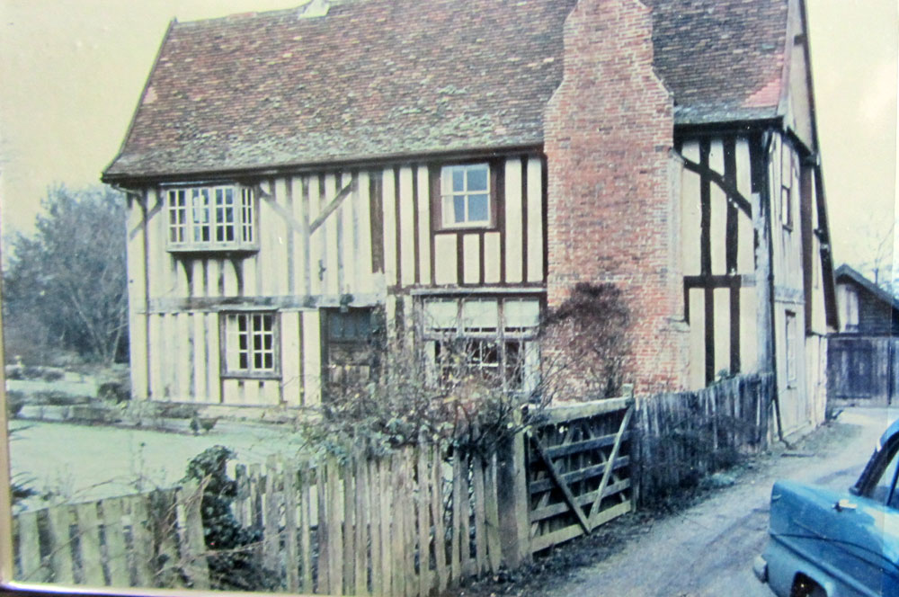 Moat Farmhouse 1970s