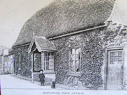 Old Rougham Post Office
