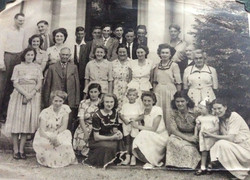 Kemp family in Rougham