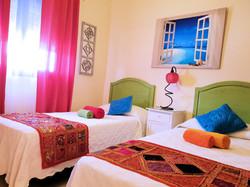 dorm Marrakech 2 camas
