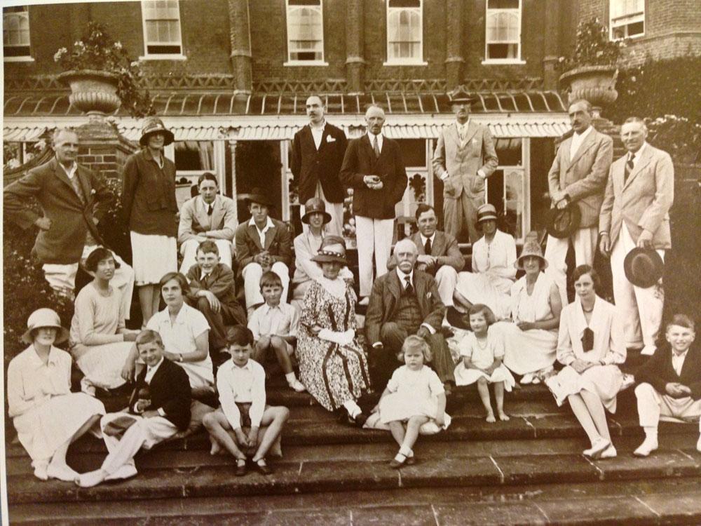 Agnew Family Golden Wedding 1928