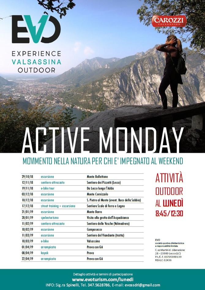 ACTIVE MONDAY