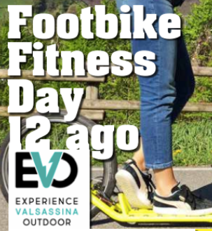 Footbike Fitness Day