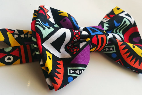 In Living Color (self tie)