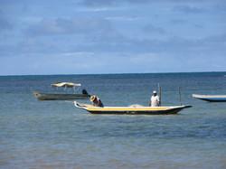 La pêche traditionnelle au filet