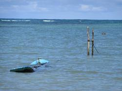 Pirogue de pêche