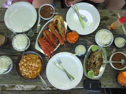 Cuisine locale