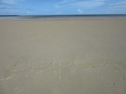 L'immensité de sable