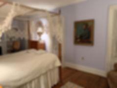 Vermont 1828 House bedroom