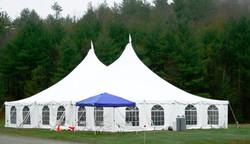 White Tents for Celebrating!